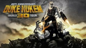 Duke Nukem 3D: 20th Anniversary Edition World Tour Trailer