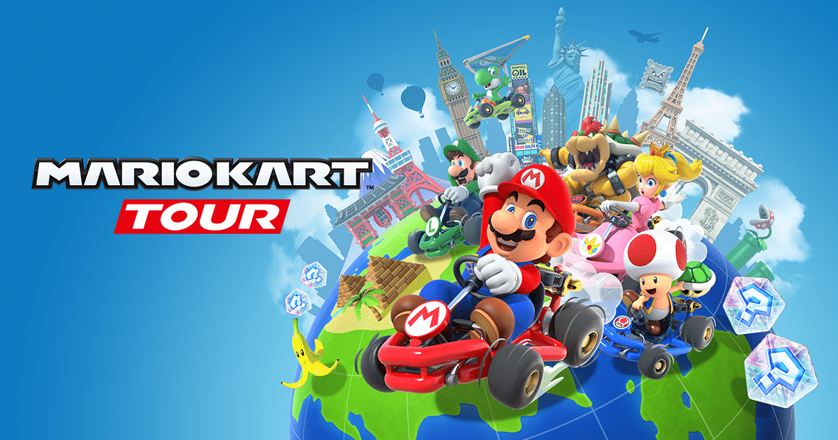 Mario Kart Tour Cheats and Tips