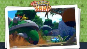 Pokemon Snap Nintendo Switch Trailer