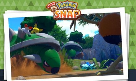 Pokemon Snap Nintendo Switch Trailer