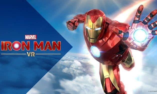 Iron Man VR Cheats and Tips