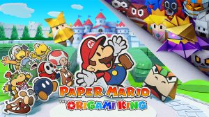 Paper Mario: The Origami King Cheats and Tips
