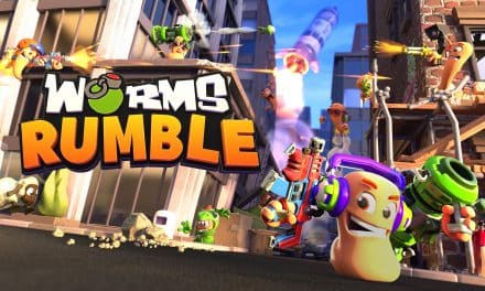 Worms Rumble Trailer