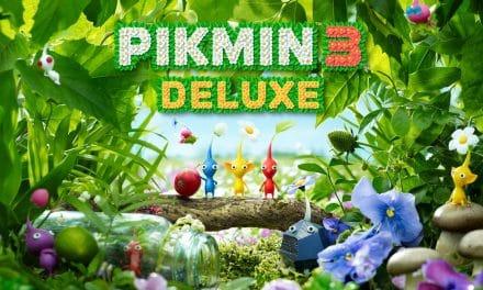 Pikmin 3 Deluxe Trailer