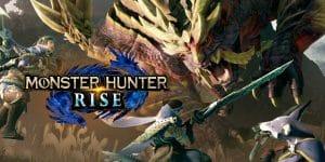 Monster Hunter Rise Trailer