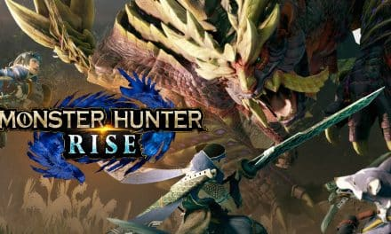 Monster Hunter Rise Trailer