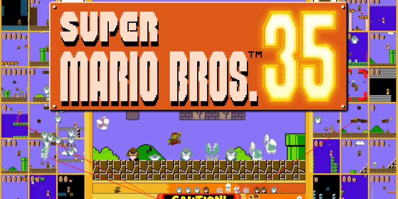 Super Mario Bros. 35 Cheats and Tips