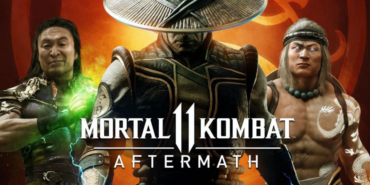 Mortal Kombat 11: Aftermath Cheats and Friendships