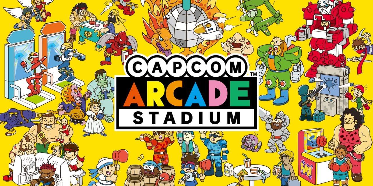 Capcom Arcade Stadium Cheats and Tips