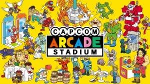 Capcom Arcade Stadium Trailer