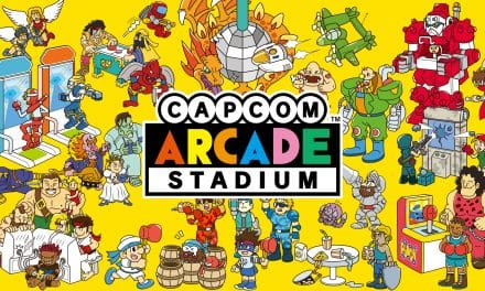 Capcom Arcade Stadium Trailer