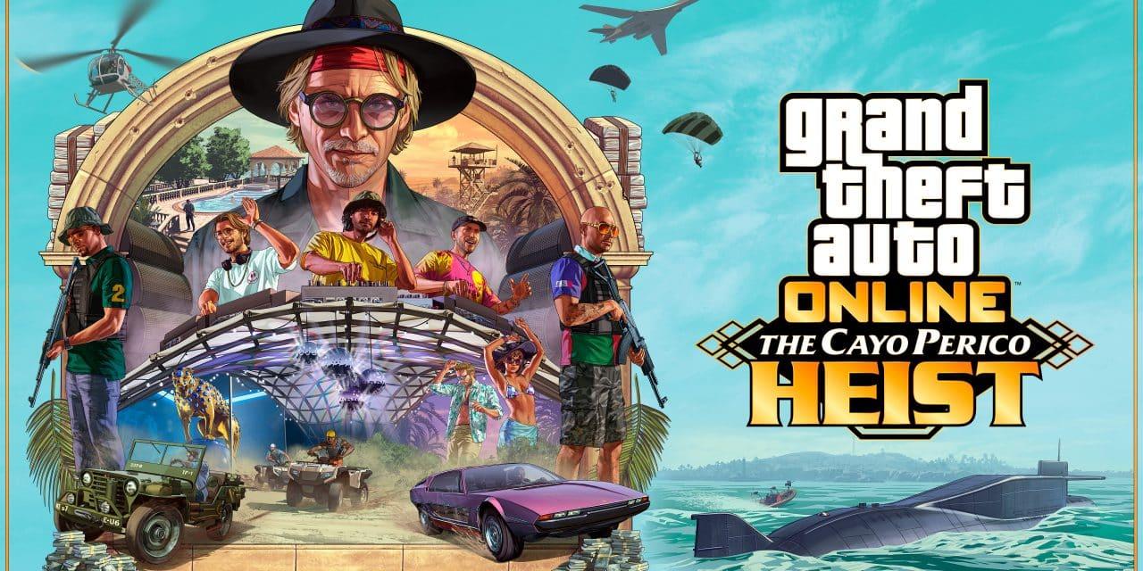 Grand Theft Auto Online The Cayo Perico Heist Cheats