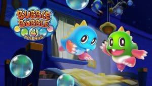 Bubble Bobble 4 Friends Cheats and Tips
