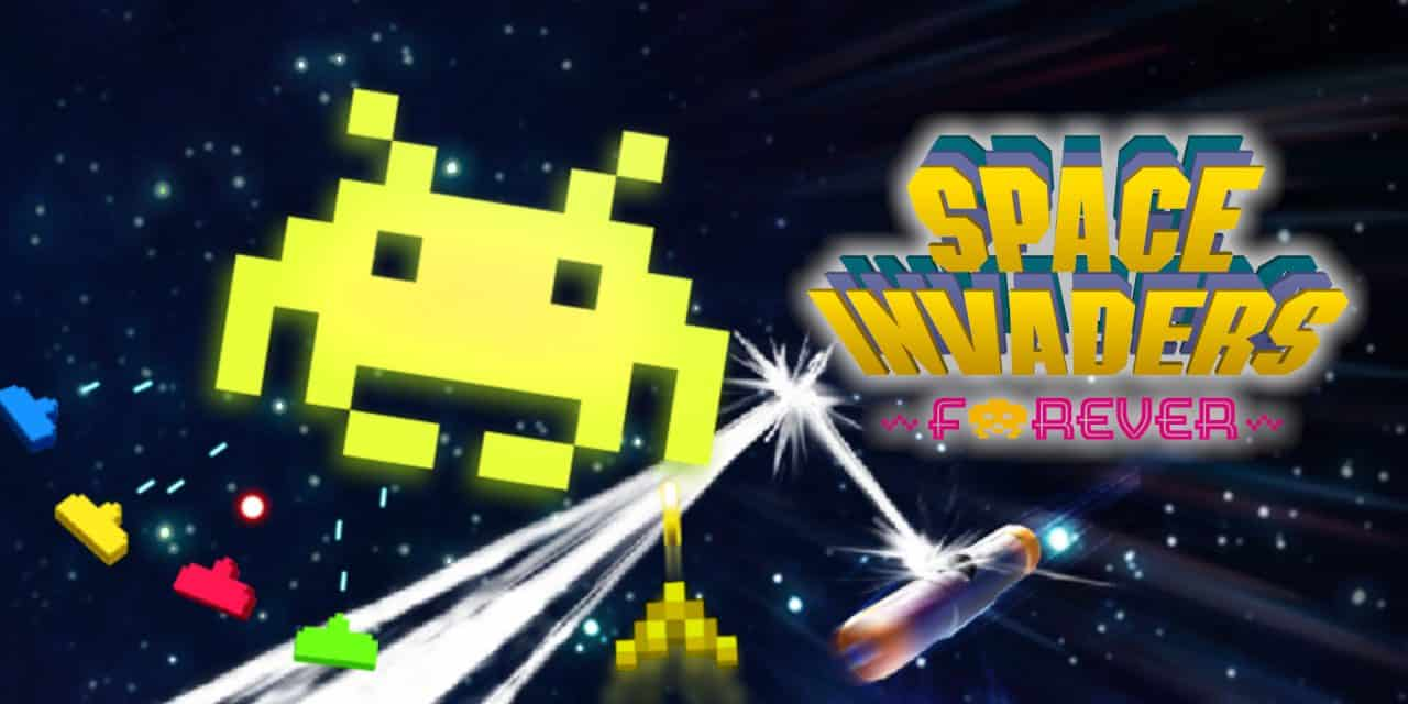 Space Invaders Forever Cheats and Tips