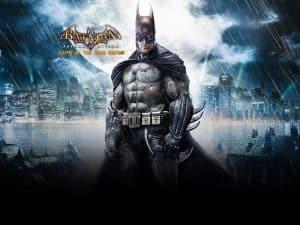 Batman Arkham Asylum Trophies
