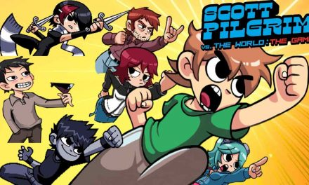Scott Pilgrim vs. The World Trophies
