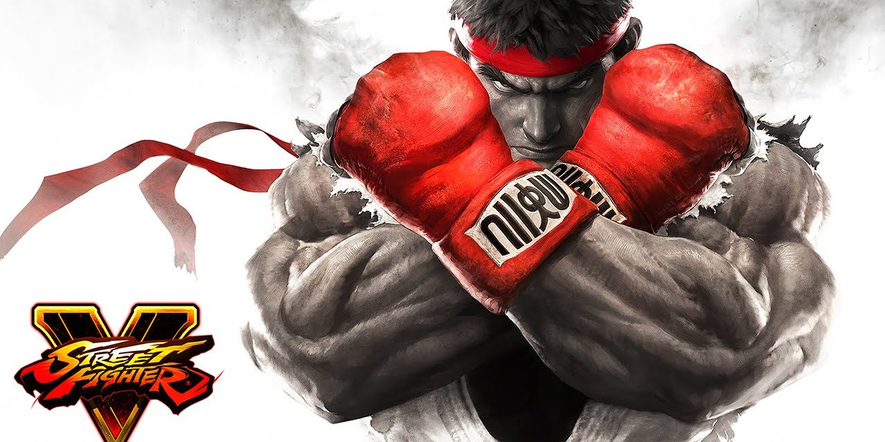 Street Fighter 5 Trophies