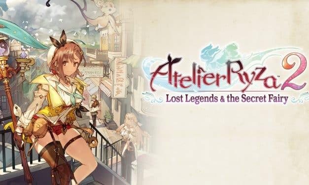 Atelier Ryza 2: Lost Legends & the Secret Fairy Cheats