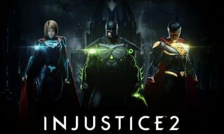 Injustice 2 Trophies