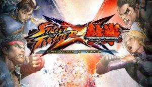 Street Fighter X Tekken Trophies