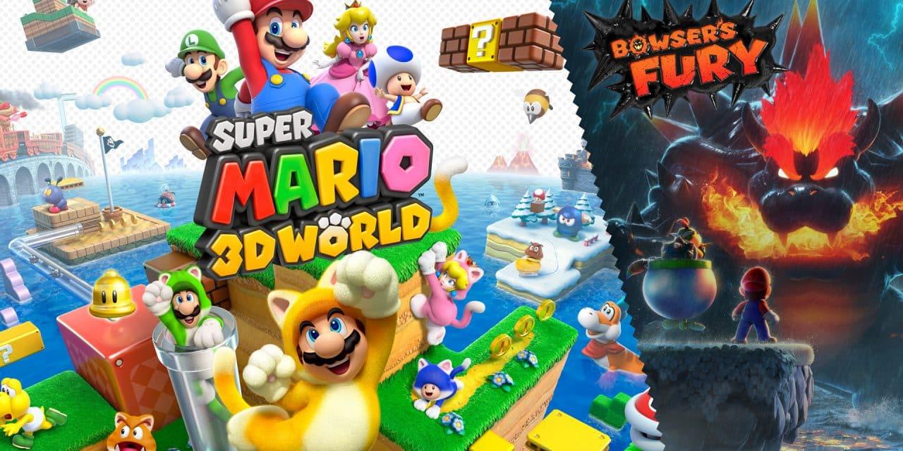 Super Mario 3D World + Bowser's Fury Cheats