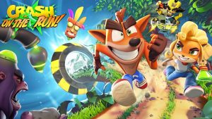 Crash Bandicoot: On the Run Cheats and Tips