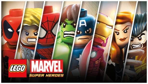 LEGO Marvel Super Heroes Cheats