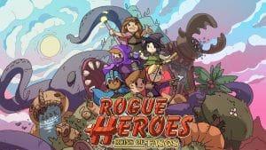 Rogue Heroes: Ruins of Tasos Cheats and Tips