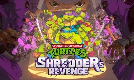 Teenage Mutant Ninja Turtles: Shredder's Revenge Trailer