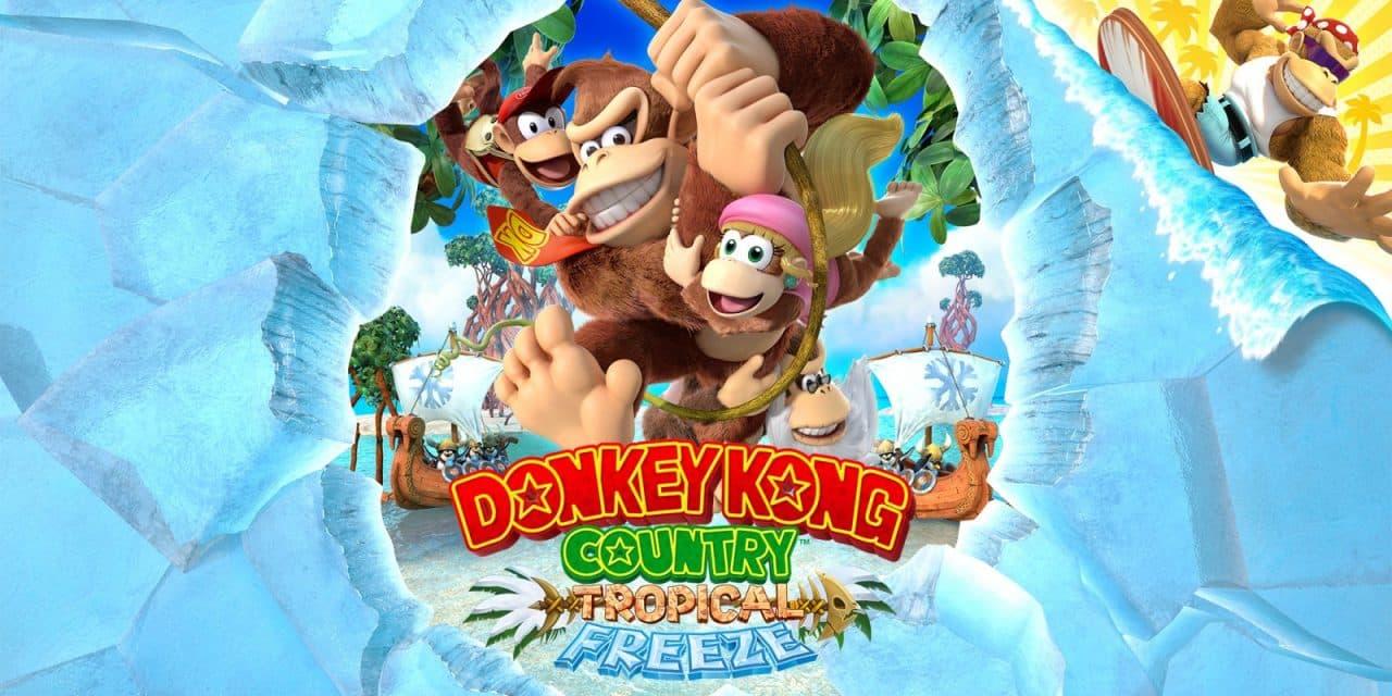 Donkey Kong Country: Tropical Freeze Cheats