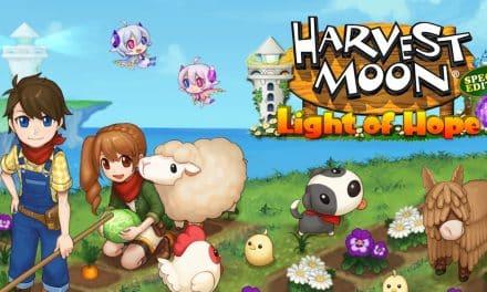 Harvest Moon: Light of Hope Cheats