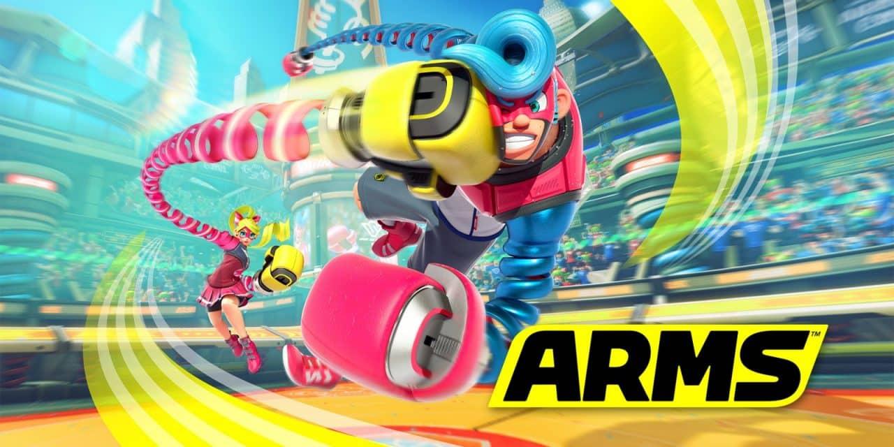 ARMS Cheats