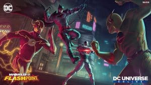 DC Universe Online: World of Flashpoint Trailer