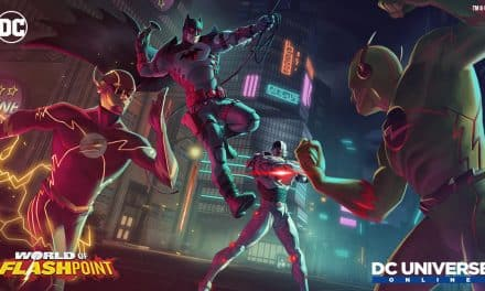 DC Universe Online: World of Flashpoint Trailer