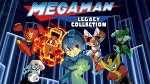 Mega Man Legacy Collection Cheats