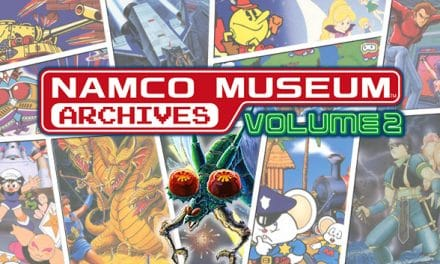 Namco Museum Archives Vol. 2 Cheats