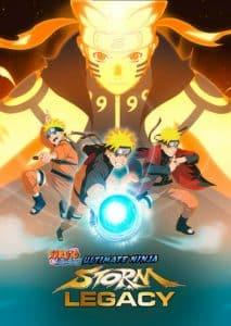 Naruto Shippuden: Ultimate Ninja Storm Legacy Cheats