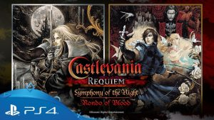 Castlevania Requiem: Symphony of the Night & Rondo of Blood Cheats