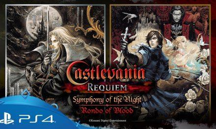 Castlevania Requiem: Symphony of the Night & Rondo of Blood Cheats