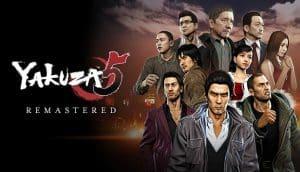Yakuza 5 Remastered Cheats
