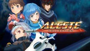 Aleste Collection Cheats