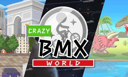 Crazy BMX World Cheats