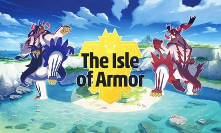 Pokémon Sword and Shield: The Isle of Armor Cheats