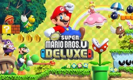 New Super Mario Bros. U Deluxe Cheats