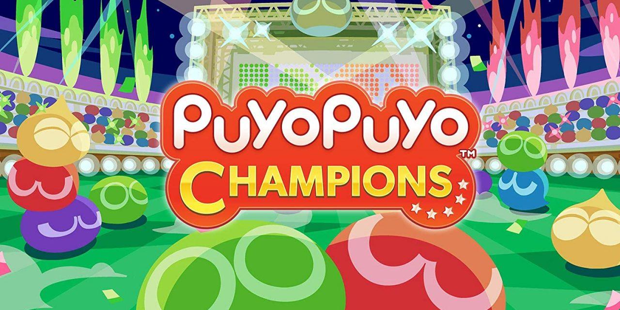 Puyo Puyo Champions Cheats