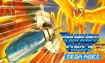Sega Ages: Thunder Force AC Cheats