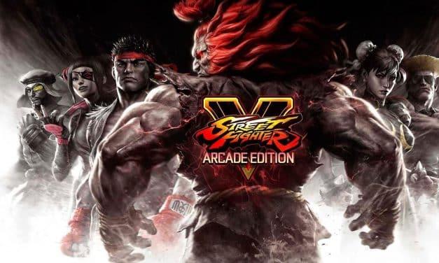 Street Fighter V: Arcade Edition Cheats