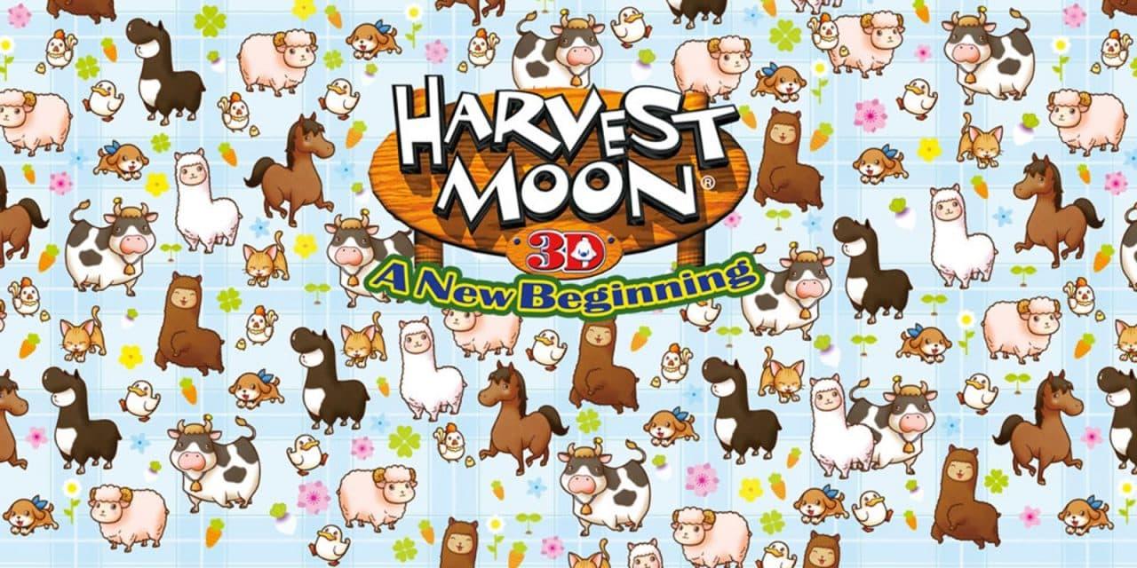Harvest Moon 3D: A New Beginning Cheats