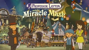 Professor Layton and the Miracle Mask Cheats