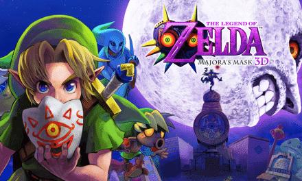 The Legend of Zelda: Majora's Mask 3D Cheats